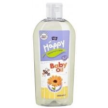 Бебешко олио Bella Happy - Natural Care, 200 ml -1