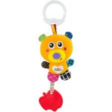 Бебешка играчка Lamaze - Мечето Баша -1