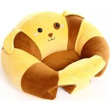 Бебешки барбарон Sevi Baby - Жълт -1