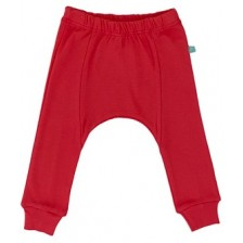 Бебешки панталон Rach - Потур, червен, 98 cm  -1