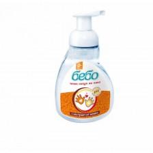 Бебо Течен сапун на пяна, с екстракт от невен 300мл -1