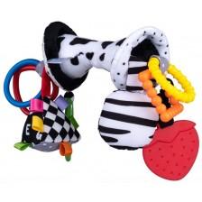 Бебешка играчка Bali Bazoo - Туистър -1