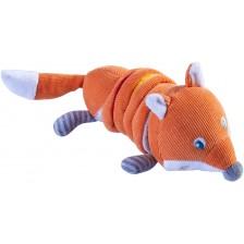 Бебешка вибрираща играчка Haba - Лиса -1