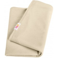 Бебешко одеяло Egos Bio Baby - Тип пелена, органичен памук, натурално -1