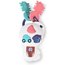 Бебешка играчка Moni - Ключодържател, K999-82 -1