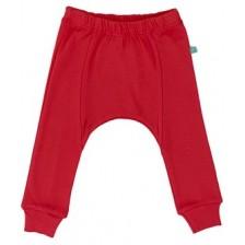 Бебешки панталон Rach - Потур, червен, 86 cm  -1
