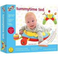 Бебешка възглавница Galt - Мече, за опора и игра -1