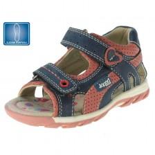 Бебешки сандали BEPPi - Тъмносини -1