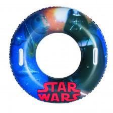 Надуваем пояс Bestway - Star Wars -1