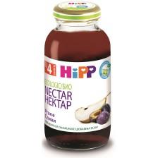 Био нектар Hipp - Слива и круша, 200 ml  -1