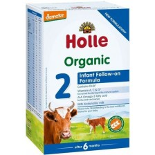 Био преходна храна Holle Organic 2, 600 g -1