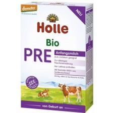 Био мляко за недоносени Holle Bio PRE, 400 g -1