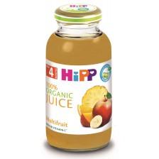 Био плодов сок Hipp - Мултивитамин, 200 ml  -1