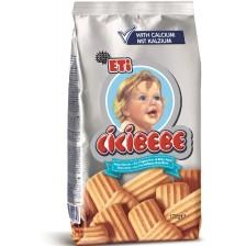 Бисквити Ети - Чичи Бебе, 172 g -1
