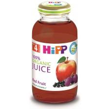 Био плодов сок Hipp - Червени плодове, 200 ml -1