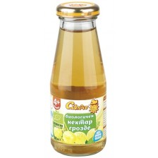 Био нектар Слънчо - Грозде, 200 ml -1
