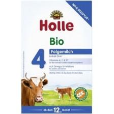Био бебешко мляко Holle Bio 4, 600 g -1