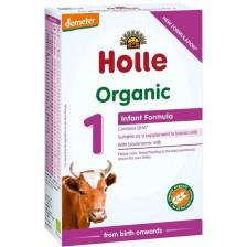 Био храна за кърмачета Holle Organic 1, 400 g -1
