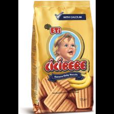 Бисквити Ети - Чичи Бебе, банан, 172 g -1