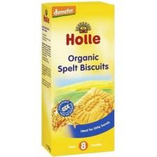 Био бисквити от спелта Holle, 150 g -1