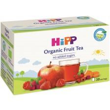 Био чай за бебета Hipp - Плодов, 20 торбички -1