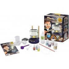 Комплект за експерименти Buki Sciences - Магьосникът химик -1