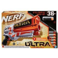 Бластер Hasbro Nerf - Ultra Тwo, с 6 стрели -1