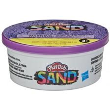 Блестящ пясък Hasbro Play-Doh - Лилав -1
