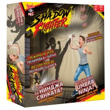 Детска игра Shadow Fighter - Битка с Нинджа Сянка -1