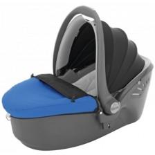 Кош за новородено Britax Safe Sleeper - Синьо -1