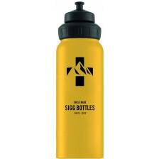 Бутилка Sigg Wmb Mountain Mustard Touch - 1000 ml -1