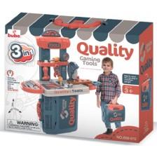 Игрален комплект с инструменти Buba - Tool Quality -1