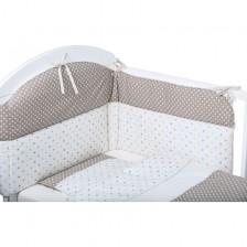 Спален комплект от 6 части Bubaba - Звезди -1