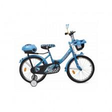 Детски велосипед Moni - Син, 16'' -1