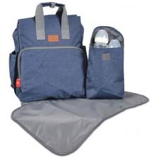 Чанта за аксесоари Cangaroo - Lydia,  синя -1
