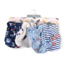 Ръкавици за бебе Cangaroo - Tibbу, сини -1