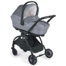 Комбинирана количка Cam - Vogue, Сива -1