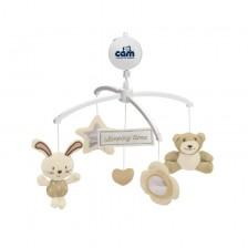 Cam Музикална играчка за легло-люлка Cullami -1