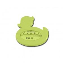 Термометър за баня Canpol - Пате, зелен -1