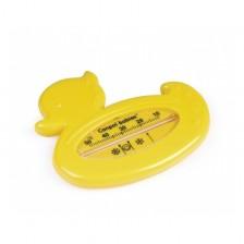 Термометър за баня Canpol - Пате, жълто