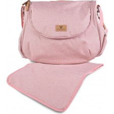 Чанта за количка Cangaroo - Naomi, розова -1