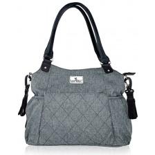 Чанта за количка Lorelli - Kristin, Grey -1