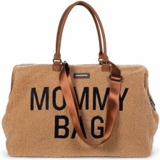 Чанта за принадлежности Childhome - Mommy Bag, Teddy -1