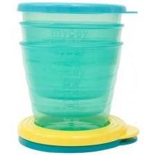 Чашки с капак Mycey - 3 броя -1