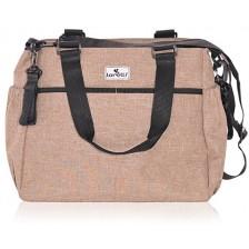 Чанта за количка Lorelli - Maya, Beige -1