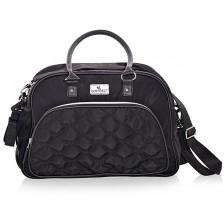 Чанта за количка Lorelli - Viola, Black -1