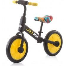 Балансиращо колело Chipolino Max Bike - Жълто -1