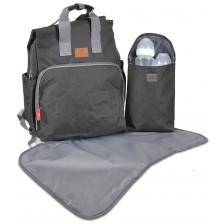 Чанта за аксесоари Cangaroo - Lydia, черна -1