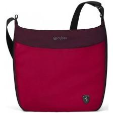 Чанта за количка Cybex - Ferrari Racing red -1