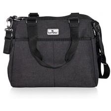 Чанта за количка Lorelli - Maya, Black -1